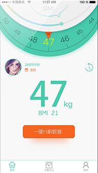Hankang beauty scale